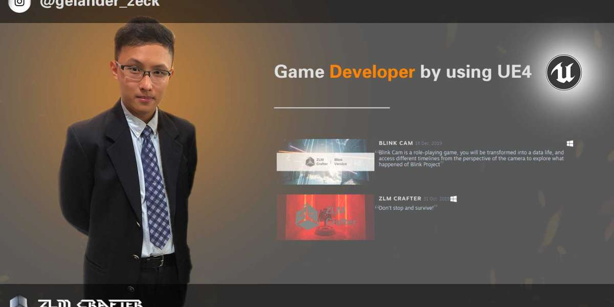 """Innovative Game Developer Gelander Zeck and his Team launches new role-playing game """"ZLM Crafter"""""""